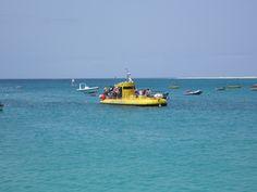 Sal Island, Cape Verde © Nunca Paras Quieta 2017 Cape Verde Sal, Boat, Island, Viajes, Traveling, Block Island, Dinghy, Boats, Islands