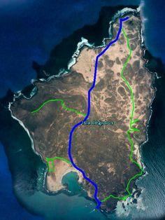 Ruta Isla de Lobos GR 131