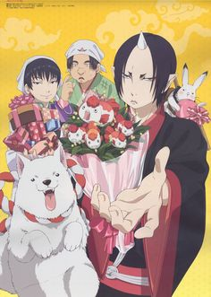 Hozuki no Reitetsu is one of my favorite anime<3