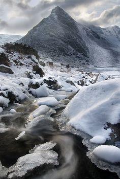Snowdonia National Park, North Wales.