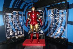 Madame Tussauds New York's Interactive Marvel Super Hero ...