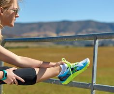 Calf pain from running? Read more about one runner learned about patience & running with an injury: http://blog.runningwarehouse.com/running-lifestyle/injured-and-impatient-calf-strains/