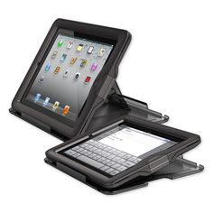 24ed53e0fa0 LifeProof nuud Waterproof iPad Case cover and stand Bundle For iPad 2 and 3