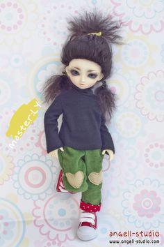 1/6 suit A-knitwear - Angell Studio