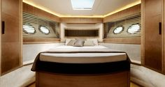 MCY 76 vip cabin
