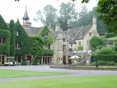 The Manor House Hotel and Golf Club | Castle Combe, England | The Cotswolds