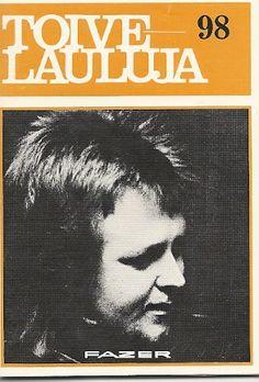 Toivelauluja-vihkonen, 1974