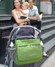 SKIP HOP DIAPER BAGS - BEST BAGS OUT THERE