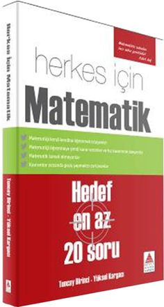 herkes icin matematik - tuncay bilici - delta kultur yayinevi  http://www.idefix.com/kitap/herkes-icin-matematik-tuncay-bilici/tanim.asp