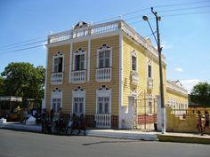 Aracati, Ceará - Brasil - Biblioteca Pública
