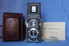 FLEXARET Va ,Meopta,TWIN lens camera,CLA,Czechoslovakia with PRONTOR-SVS | eBay