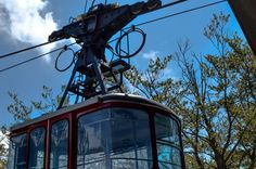 cableway mountain from Italia Europe