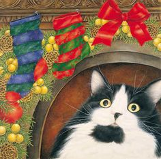 Christmas Surprise.  Anne Mortimer