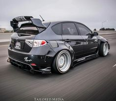 FastLane ★ https://www.facebook.com/fastlanetees   The place for JDM Tees, pics, vids, memes & More  Widebody Subaru Impreza