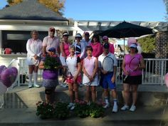 Playing for Pink Colleton River Club