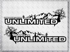 Jeep Wrangler Unlimited, 2011 Jeep Wrangler, Cool Car Stickers, Funny Bumper Stickers, Jeep Decals, Vinyl Decals, Logo Sticker, Sticker Design, Warrior Logo