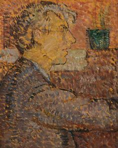 Roger Fry - by Vanessa Bell