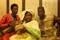 TRIO DA KALI. 5th March - 7:30pm. Songs celebrate life and love in the deep Mande countryside. Haha Kassé Mady (Voice), Lassana Diabaté (Balafon), Mamadou Kouyaté (Ngoni). 'A lovely blend of griot music plus something close to jazz.' - The Independent.