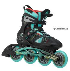 90 Pro Womens Inline Skates black Turquoise 3 5 UK 36 UK 186 Elsewhere Womens Inline Skates, Wrestling Headgear, Air Max Sneakers, Sneakers Nike, Workout Gear For Women, Aerobics Workout, Roller Skating, Fun Workouts, Dune