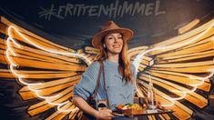 Ende September hat das Frittenwerk an der Elbe die wahrscheinlich größte Pommesbude Deutschlands eröffnet. Fries, Food Service, September, Instagram, Chips, Motorbikes, Biodegradable Packaging, Heavens, Hamburg