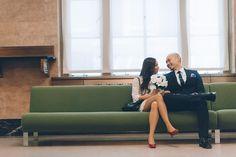 NYC City Hall Wedding | Jen & Edwin | Ben Lau Photography