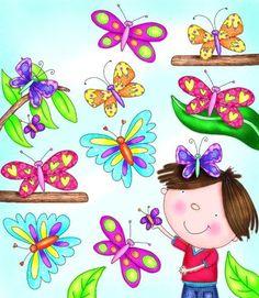Ilustraciones Infantiles Helen Poole
