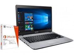 "Notebook Samsung Essentials E32 Intel Core i3 4GB - 1TB LED 14"" Windows 10+ Pacote Office 365 Personal"