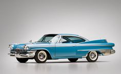 1960 Dodge Polara D500 Hardtop Coupe - Car Pictures