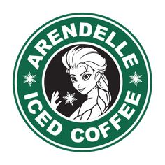 SVG Disney Starbucks arendelle iced coffee SVG Cut by Starbucks Logo, Disney Starbucks, Starbucks Coffee, Starbucks Siren, Disney Diy, Disney Crafts, Cute Disney, Disney Frozen, Disney Stuff