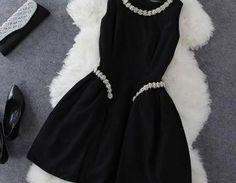 Black Dress---- The New Autumn 2014