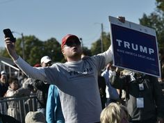 """PUSSY WHIPPED! House Speaker Paul Ryan was shouted down by chants of """"Trump"""" at his Fall Fest event Saturday in Wisconsin."""