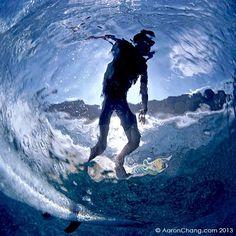 Surf Bubble    |     Aaron Chang    |     Fine Art Photography