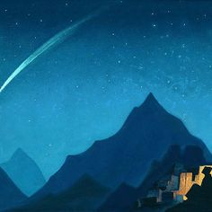 See it at the Nicolas Roerich museum! www.roerich.org