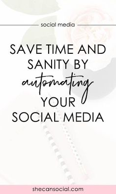 Are you spending too much time marketing your business on social media? Here are 8 epic social media automation tools to help you rock your biz and take back your time!