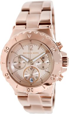 Women's Gold watches store Michael Kors Watches Dylan