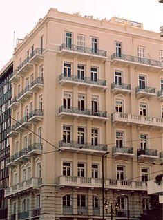 Athens Greece, Architecture, Street, City, Building, Landscapes, Beauty, Arquitetura, Paisajes