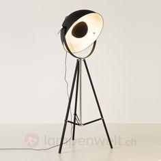 Kare Design, Fortuny Lamp, Luminaire Design, Tripod Lamp, Lighting, Black, Home Decor, Diy Lamps, Products
