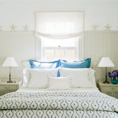 10 Ways to Beautify Your Bedroom - Coastal Living