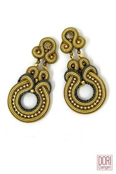 Ishtar day to evening gold earrings are now 50% off! #doricsengeri #goldearrings #daytoevening #earrings #goto #gold #luxe