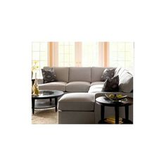 Loomis Sectional  sc 1 st  Pinterest : grayson sectional - Sectionals, Sofas & Couches