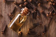There are many clove essential oil benefits you should be taking advantage of. Read on to discover top 10 clove essential oil uses that may surprise you. Natural Asthma Remedies, Ayurvedic Remedies, Natural Cures, Home Remedies, Natural Health, Homeopathic Remedies, Natural Oils, Essential Oils For Asthma, Clove Essential Oil