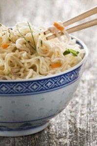 Recipe: Healty Shirataki Stir-fried Noodles with Chicken|しらたきヌードル