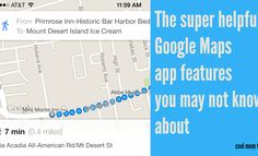 9 fantastic Google Maps features that can save your road trip.