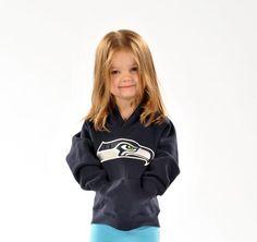 Toddler Navy Sportsman Hood - $25.00