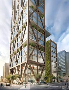FOSTER + PARTNERS REVEAL PLANS FOR 'THE ONE' IN TORONTO