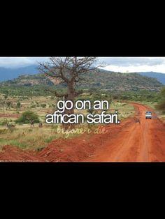 Africa!! #beforeidie