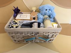 A personal favourite from my Etsy shop https://www.etsy.com/au/listing/490234899/mother-son-gift-hamper