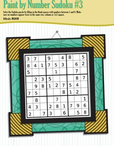 how to solve a sudoku puzzle mathematically