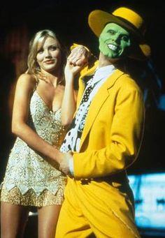 #TheMask1994  Tina & Stanley