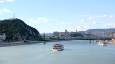 Gellért-hegy - Szabadság-híd, Duna